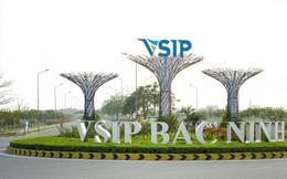 VSIP bán một phần dự án khu đô thị tại Bắc Ninh cho 5 đối tác