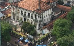 TP.HCM cấp phép trùng tu tòa biệt thự cổ trị giá 35 triệu USD