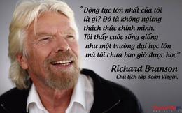 4 mẹo đơn giản giúp bạn bứt phá và trải nghiệm những điều mới mẻ trong năm 2019 từ tỷ phú Richard Branson