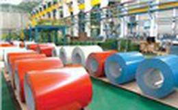 Miễn trừ áp dụng biện pháp tự vệ với hơn 32.000 tấn tôn màu nhập khẩu trong năm 2019