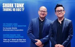 Đánh giá sản phẩm còn thiếu sót, 3 shark vẫn quyết định rót 700.000 USD cho nền tảng y tế eDoctor kèm điều kiện phải thay ngay CEO