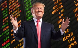 Tổng thống Trump tiết lộ Mỹ và Trung Quốc đạt được thoả thuận một phần, Dow Jones có lúc bật tăng 500 điểm