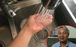 """Vụ nước sạch có mùi lạ: """"Nếu nước dùng dư lượng clo quá mức, người dân có thể phải đối mặt với nguy cơ khó thở, tràn dịch màng phổi"""""""