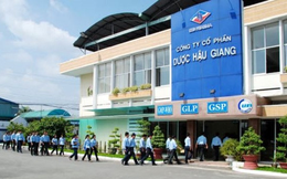 Dược Hậu Giang (DHG): LNST 9 tháng giảm 6% xuống 427 tỷ đồng, có hơn 1.400 tỷ đồng tiền gửi ngân hàng