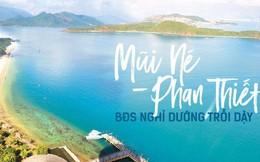 """""""Sóng ngầm"""" đầu tư bất động sản có đang dồn về Bình Thuận?"""