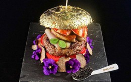 Được bán với giá 4 triệu đồng, chiếc burger này có gì đặc biệt mà lại đắt xắt ra miếng như vậy?
