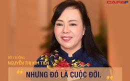 Bộ trưởng Nguyễn Thị Kim Tiến: Tôi chả dám chấm điểm cho mình!