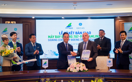 Bamboo Airways chính thức nhận bàn giao hai máy bay Boeing 787-9 Dreamliner