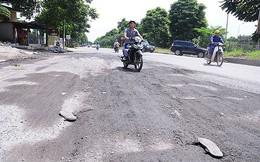 22 tỉ đồng sửa chữa đường gom đại lộ Thăng Long