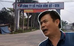 Công ty Gốm sứ Thanh Hà thông tin sai lệch trong vụ nước sông Đà nhiễm dầu?