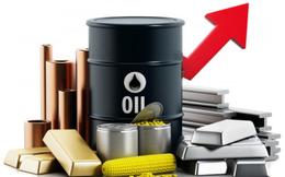 Thị trường ngày 24/10: Dầu và vàng cùng tăng, cao su lập đỉnh 5 tuần
