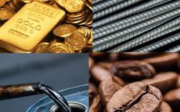 Thị trường ngày 25/10: Dầu tiếp đà tăng, vàng vượt mốc 1.500 USD/ounce, thép biến động trái chiều