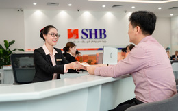 SHB báo lãi trước thuế 2.260 tỷ đồng trong 9 tháng đầu năm