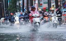 Miền Bắc đón mưa dông diện rộng