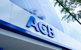 Hơn 60 triệu cổ phiếu ACB trị giá trên 1.400 tỷ vừa được trao tay