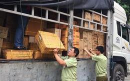 Tiêu hủy hơn 6.000 sản phẩm hàng hóa không rõ nguồn gốc