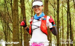 Hoa hậu Nguyễn Thu Thủy: Chạy marathon thì không bốc phét được!