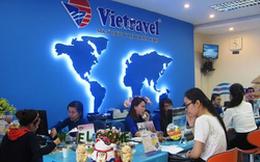 Cổ phiếu Vietravel: Tăng thật sốc, giảm thật sâu