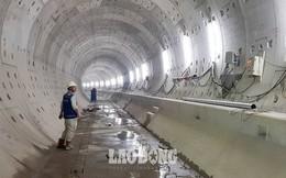 Metro Bến Thành - Suối Tiên có nguy cơ ngừng thi công, bị nhà thầu kiện