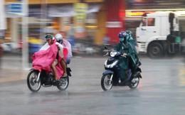 Bão số 5 suy yếu Trung Bộ mưa lớn diện rộng