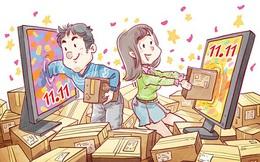 Sinh sau đẻ muộn nhưng ngày lễ mua sắm do Alibaba khởi xướng đã vượt mặt cả Black Friday và Cyber Monday, thay đổi không chỉ ngành bán lẻ Trung Quốc mà cả thế giới