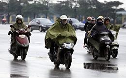 Ngày mai, miền Bắc đón không khí lạnh trời chuyển mưa rét