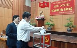 Ông Lê Trí Thanh giữ chức Phó bí thư Tỉnh ủy Quảng Nam