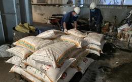 Tiêu hủy hơn 4.000 kg phân bón giả không có giá trị sử dụng