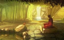 Bị hàm oan làm thiếu nữ nhà lành có thai, vị Thiền sư trả lời đúng 2 chữ và bài học quý giá trước miệng lưỡi thế gian