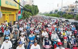 Người dân TP.HCM hiến kế giảm kẹt xe cho thành phố