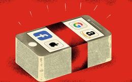 """4 """"đại gia"""" công nghệ cùng để mắt và cạnh tranh gắt gao trong cuộc đua fintech, nhưng mục đích cuối cùng không phải là cạnh tranh với ngân hàng mà là thứ đáng giá hơn nhiều lần!"""