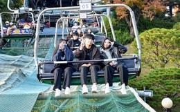 Đi du lịch Hàn Quốc phải nộp sổ tiết kiệm