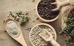 Xuất khẩu hạt tiêu vọt tăng về lượng nhưng giảm về trị giá