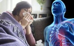 """Hàng triệu người không biết triệu chứng """"cúm dai dẳng"""" mình đang gặp có thể là dấu hiệu của bệnh chết người này"""