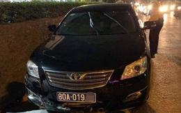 Hà Nội: Xe biển xanh 80A gây tai nạn rồi bỏ chạy là của Liên đoàn Bóng đá Việt Nam