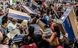 Thức trắng đêm order hàng nước ngoài kiếm chục triệu trong ngày Black Friday