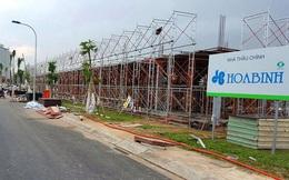 Xây dựng Hòa Bình (HBC) muốn mua 10 triệu cổ phiếu quỹ khi thị giá giảm về 1/2 giá bán cho đối tác chiến lược