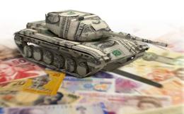 """Tại sao rất khó để lật đổ """"đế chế"""" USD trên toàn cầu?"""