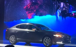 Mazda 3 thế hệ mới chính thức ra mắt giá cao nhất 939 triệu đồng