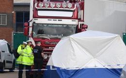 [NÓNG] Bộ Công an xác nhận 39 người gặp nạn trong container ở Anh đều là người Việt, có hộ khẩu thường trú tại Hải Phòng, Hải Dương, Nghệ An, Hà Tĩnh, Quảng Bình, Thừa Thiên - Huế