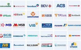 10 ngân hàng có vốn điều lệ lớn nhất hiện nay gọi tên ai?