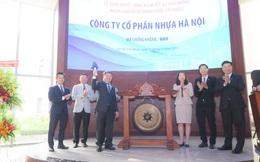 Nhựa Hà Nội (NHH) chính thức niêm yết trên HoSE, mục tiêu trở thành doanh nghiệp số 1 trong ngành công nghiệp hỗ trợ