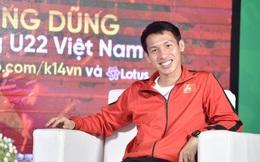 """Tiền vệ Hùng Dũng: """"Năm nay tôi rất thành công nhưng Quang Hải mới xứng đáng đoạt Quả bóng vàng!"""""""