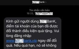 Bộ Công an cảnh báo thủ đoạn giả mạo tin nhắn ngân hàng để lừa chiếm đoạt tiền trong tài khoản