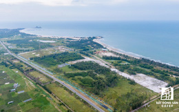 Thị trường BĐS nghỉ dưỡng ven biển phía Nam sôi động cùng hàng loạt dự án cao tốc