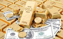 Phiên đầu tuần, giá vàng và giá USD cùng tăng
