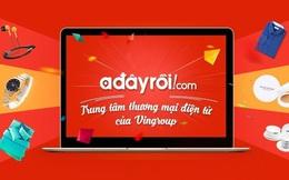 """Bản đồ thương mại điện tử trước khi Adayroi tạm ngừng hoạt động: Adayroi đứng thứ 5, Lazada, Tiki """"hít khói"""" Shopee, Sen Đỏ"""