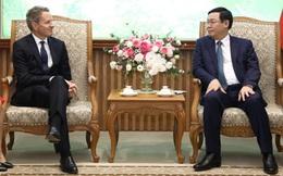 Quỹ đầu tư Warburg Pincus muốn Chính phủ Việt Nam nâng tỷ lệ sở hữu của khối ngoại tại ngân hàng