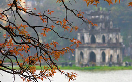 Gió mùa đông bắc về, Hà Nội trở rét