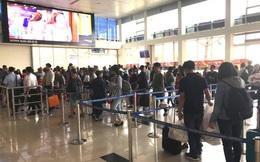 Sân bay Tân Sơn Nhất bị mất điện rạng sáng 18-12
